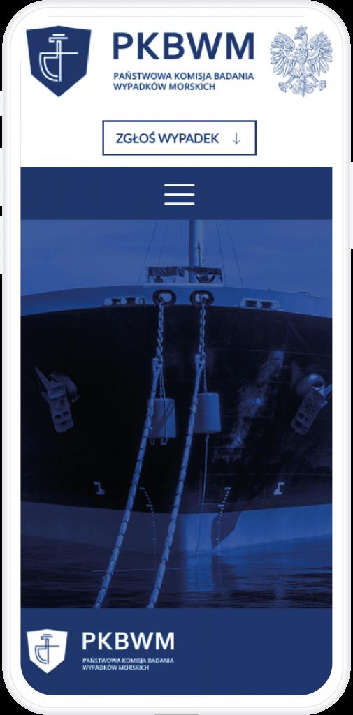 grafika Państwowa Komisja Badania Wypadków Morskich