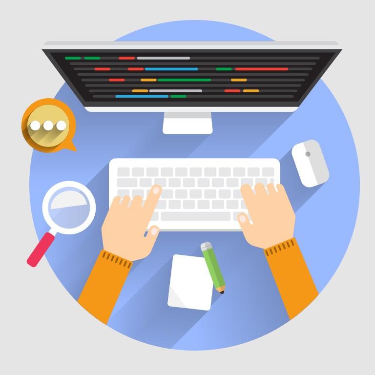 screen dotyczący Strona firmowa
