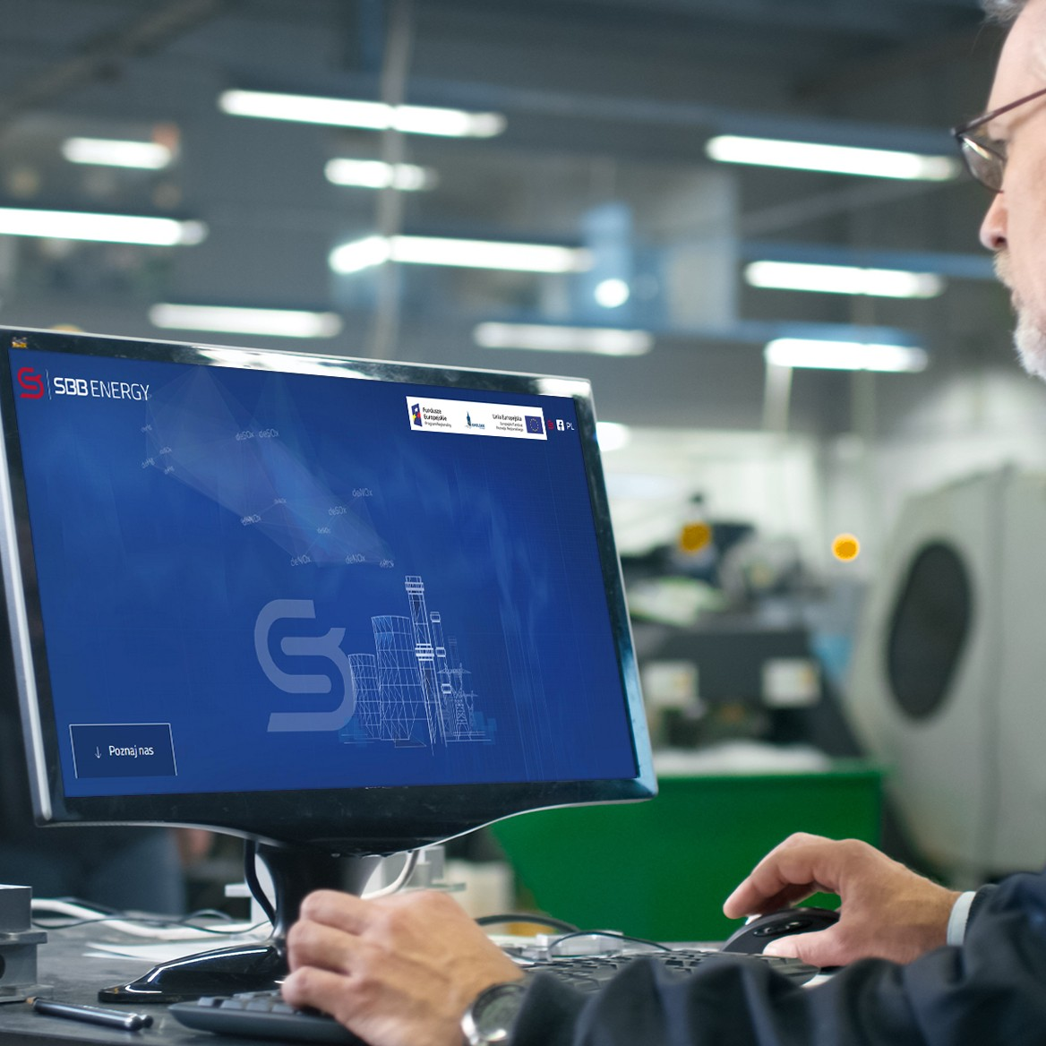 screen przedstawiający SBB Energy S.A.